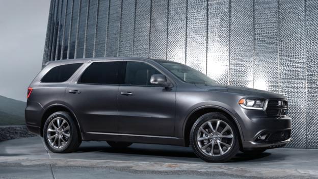 2014 Dodge Durango (Credit: Chrysler Group)