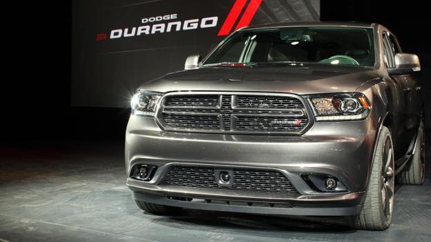2014 Dodge Durango (Credit: Jeffrey Jablansky)