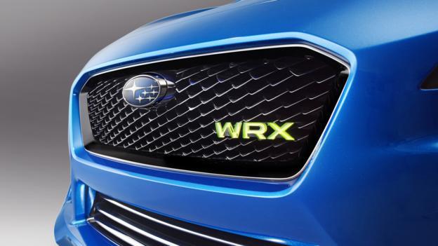 Subaru WRX Concept (Credit: Subaru of America)