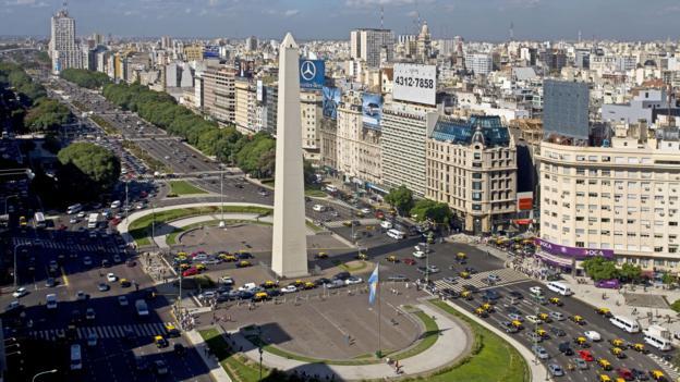 Buenos Aires (Credit: Jose Fuste Raga/Getty)