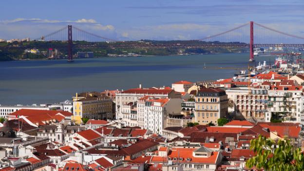 Lisbon (Credit: David Izaguirre Fotografías/Getty)
