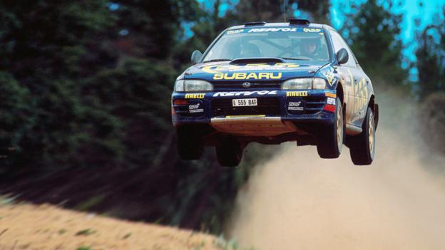 One giant leap (Credit: Subaru Cars)