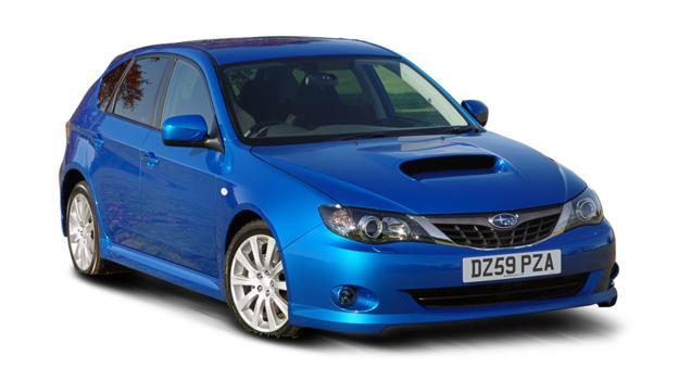 2007 Subaru Impreza WRX (Credit: Subaru Cars)
