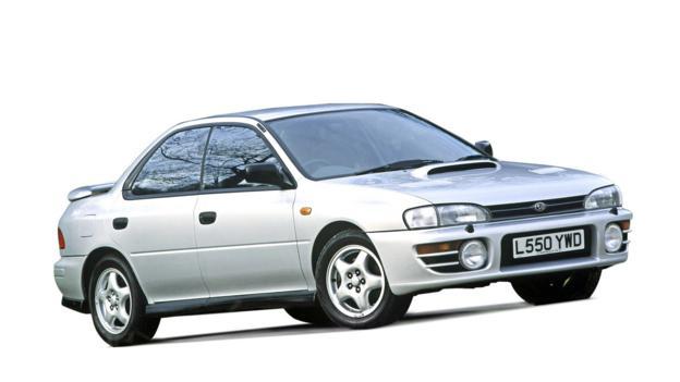 1994 Impreza Turbo (Credit: Subaru Cars)