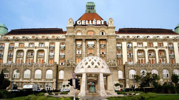 Danubius Hotel Gellért, Budapest (Credit: David L Ryan/Getty)