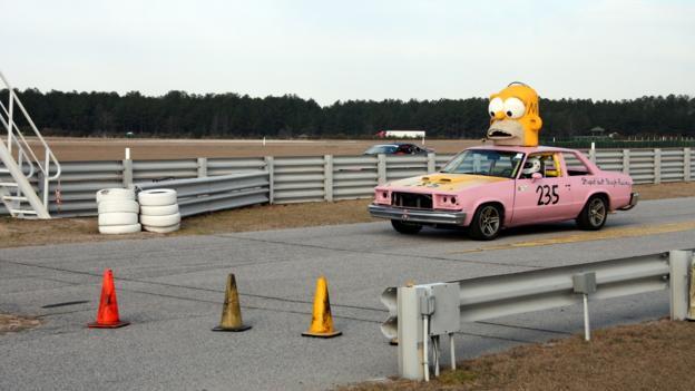Homer-mobile (Credit: Benjamin Preston)