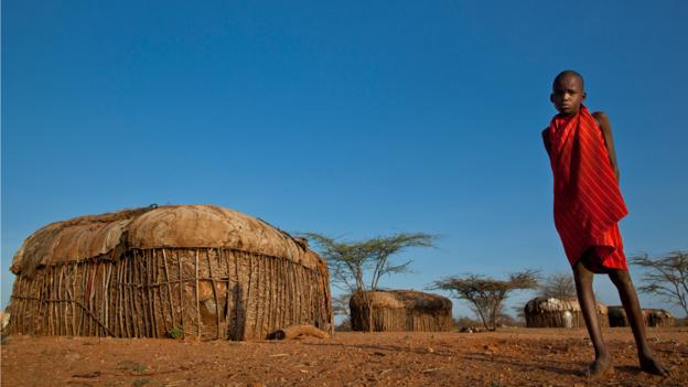 Masai villages (Credit: The Safari Collection)