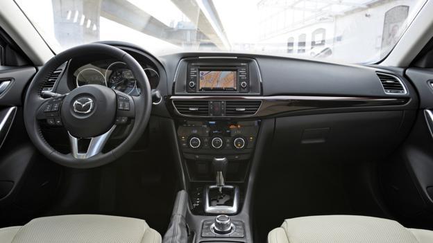 2014 Mazda 6 (Credit: Mazda North America)