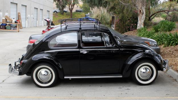 1966 Beetle: soon to be ZelectricBug #2 (Credit: Matthew Phenix)