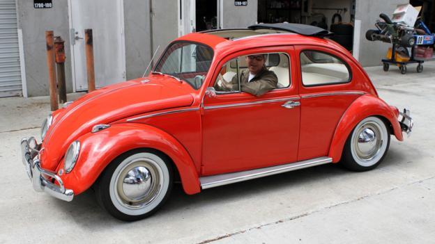 Zelectric Motors 1963 Volkswagen Beetle (Credit: Matthew Phenix)