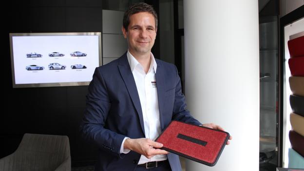 Porsche Exclusive (Credit: Jeffrey Jablansky)