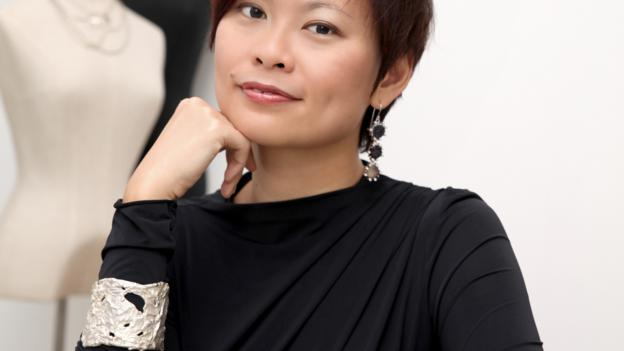 Carolyn Kan, owner of Carrie K Artisan Jewellery (Credit: Marina Thomas)