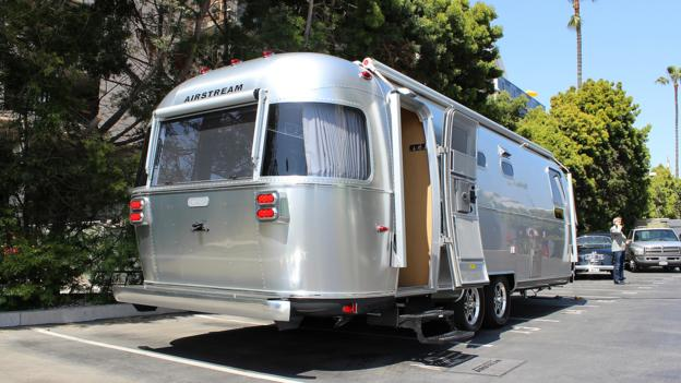 Airstream Land Yacht (Credit: Jeffrey Jablansky)