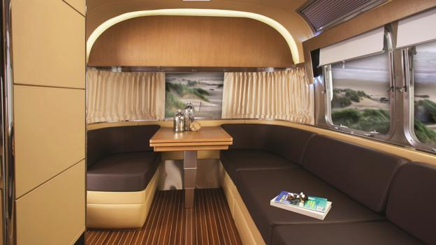 Airstream Land Yacht (Credit: Airstream)