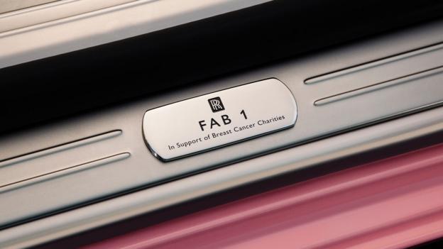 Rolls-Royce FAB1 Ghost Extended Wheelbase (Credit: Rolls-Royce Motor Cars)