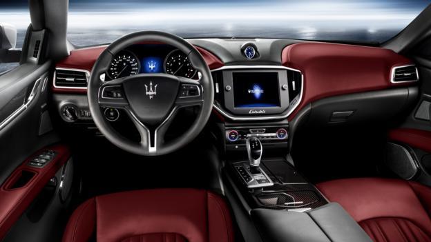 Maserati Ghibli (Credit: Maserati)