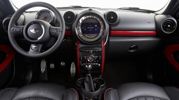 2014 Mini Paceman JCW (Credit: BMW Group)