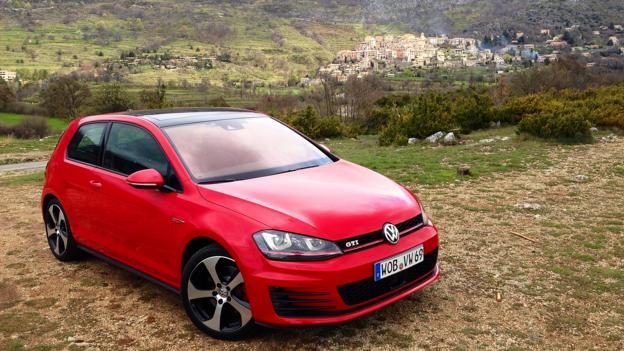 Volkswagen GTI (Credit: Dan Carney)