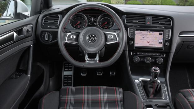 Volkswagen GTI (Credit: Volkswagen Group)