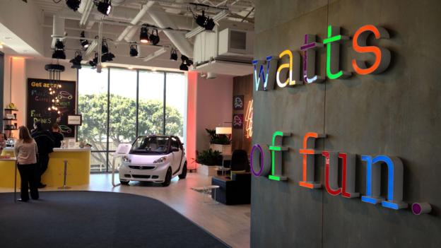 Smart embarks on test-drive tour (Credit: Matthew Phenix)