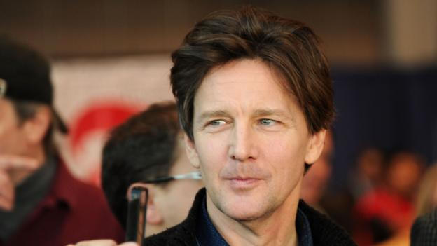 Actor and travel writer Andrew McCarthy