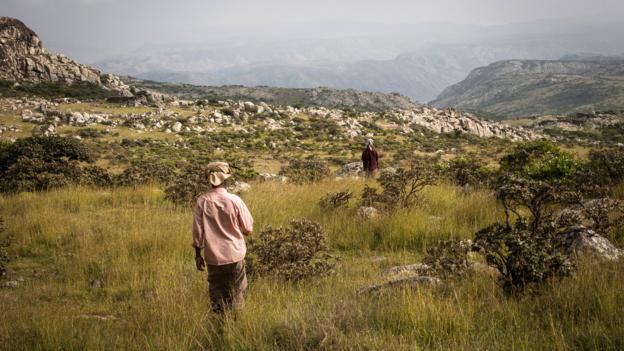 The Dixam plateau (Credit: Juan Herrero)