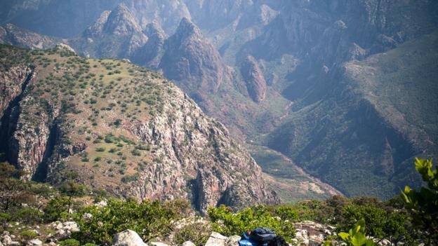 The Dirhur and Durhur valleys (Credit: Juan Herrero)
