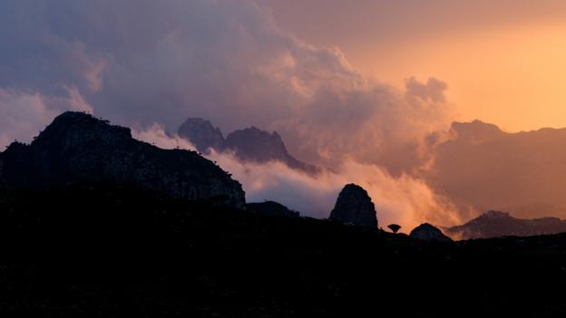 The Haghier Mountains (Credit: Juan Herrero)