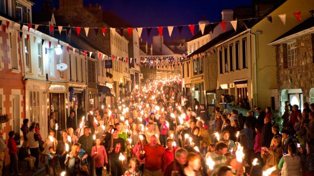 A celebratory tradition (Credit: Michael Heffernan)