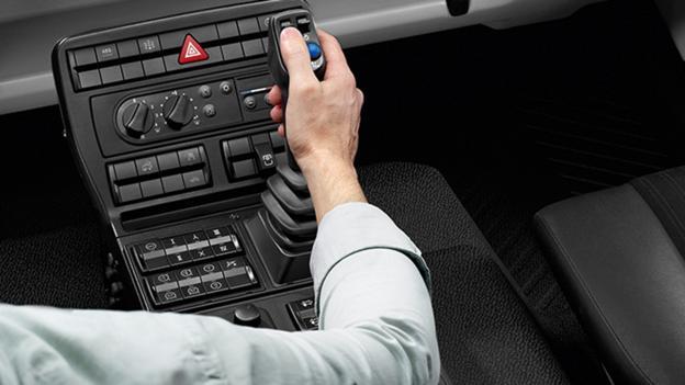 Mercedes-Benz Unimog (Credit: Daimler)