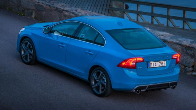2013 Volvo S60 T6 AWD R-Design (Credit: Volvo Cars)