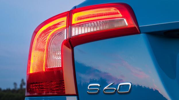 2013 Volvo S60 T6 AWD R-Design (Credit: Volvo Cars)