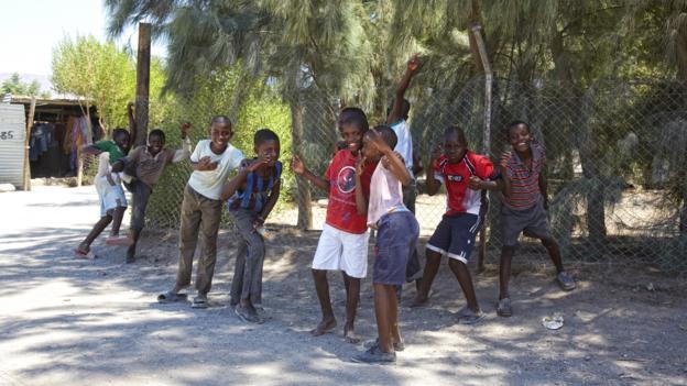 Amarok in Africa (Credit: John Wycherley)