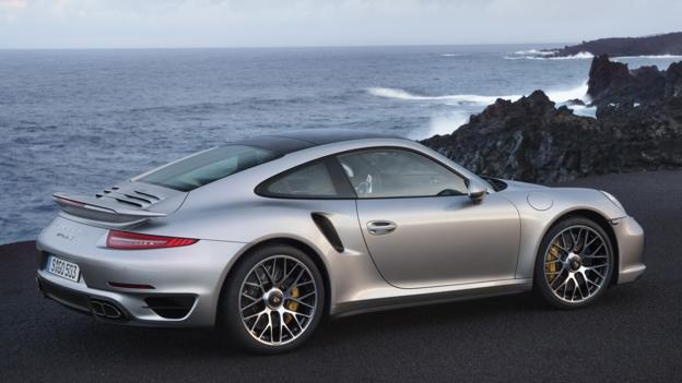 2014 Porsche 911 Turbo S (Credit: Porsche Cars North America)