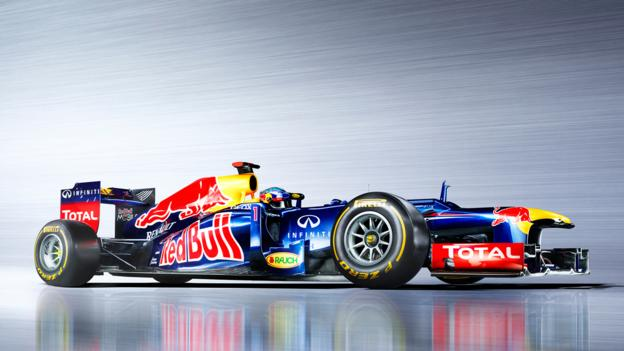 Open-wheel rocketships (Credit: Red Bull Racing)