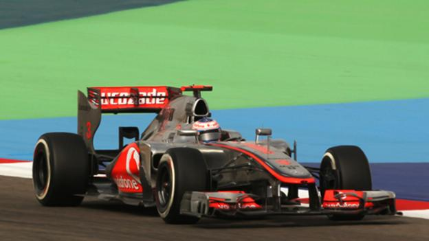 Open-wheel rocketships (Credit: McLaren Racing)