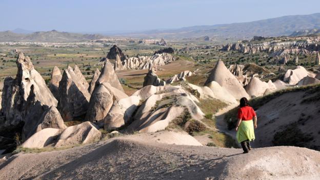 Cappadocia (Credit: Thomas Stankiewicz/Getty)