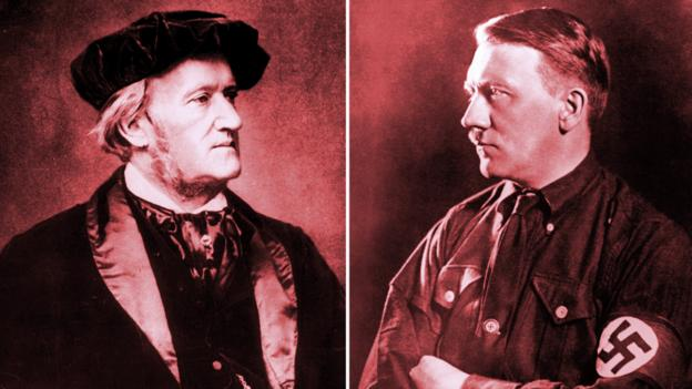 Richard Wagner, Adolf Hitler
