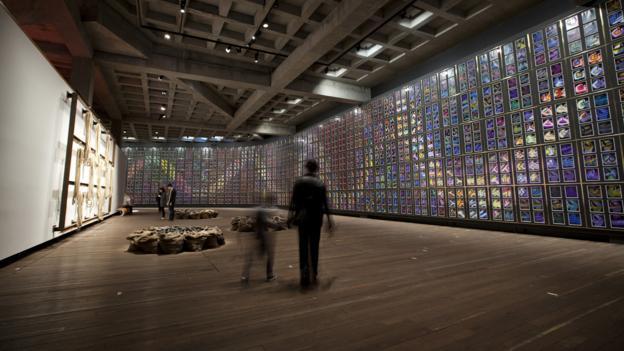 The Nolan Gallery, MONA (Credit: MONA/Rémi Chauvin)
