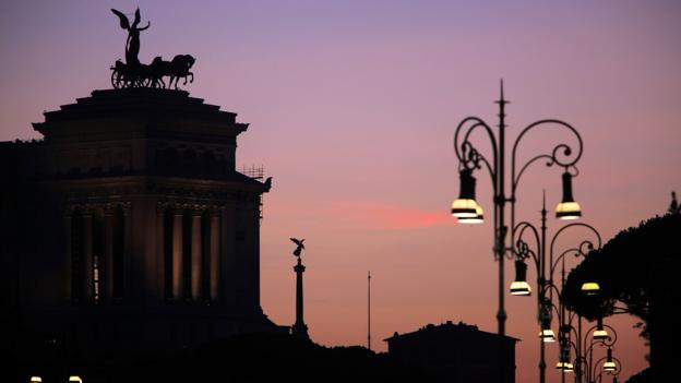 Rome (Credit: Christopher Furlong/Getty Images)