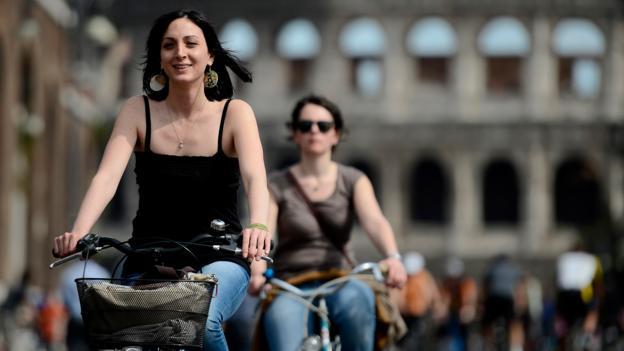 Rome (Credit: Filippo Monteforte/AFP/Getty)