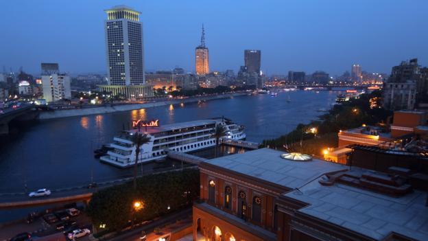Cairo (Credit: John Moore/Getty)