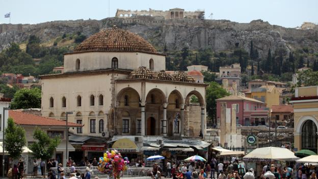 Athens (Credit: Matt Cardy/Getty)