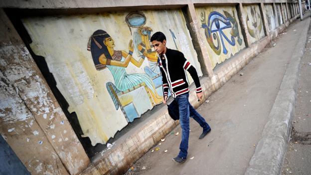 Cairo (Credit: Filippo Monteforte/AFP/Getty)