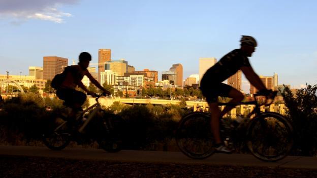 Denver, Colorado (Credit: Doug Pensinger/Getty)
