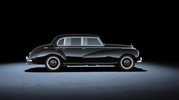 Bbc autos a brief visual history of the mercedes benz for Mercedes benz company history
