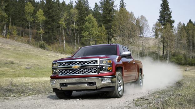 BBC - Autos - From Chevrolet, the real cowboy Cadillac