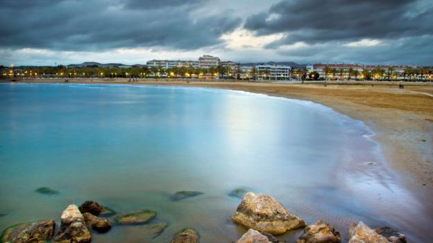 The seaside town of Vilanova i la Geltrú (Credit: Oscar Sánchez Photography/Getty)