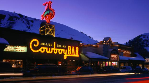 Million Dollar Cowboy Bar (Credit: Cheyenne Rouse/Getty)