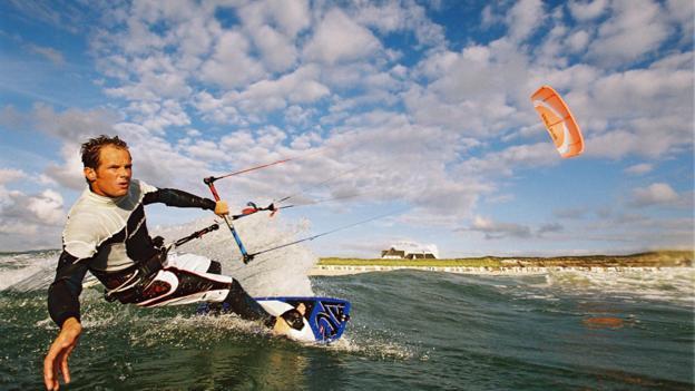 A windsurfing capital (Credit: Holger Widera)
